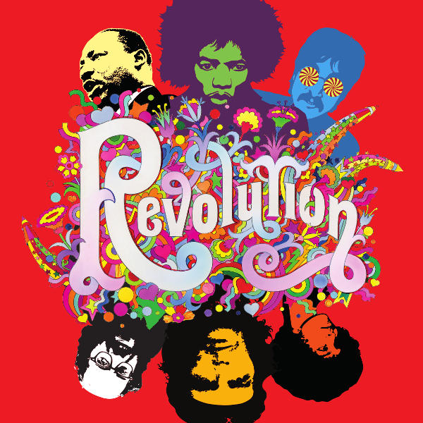 Revolution. Records & Rebels 1966-1970